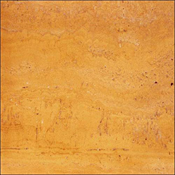 Yellow Travertine - Cross Cut