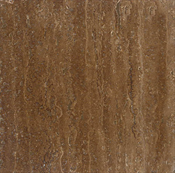 Dark Chocolate Travertine - Vein Cut (Noce)