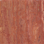Red Travertine - Vein Cut
