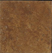 Dark Chocolate Travertine - Cross Cut (Noce)
